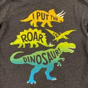 Dinosaur shirt 🦖 🦕